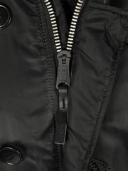 Парка Alpha Industries N-3B W Black (Черная)