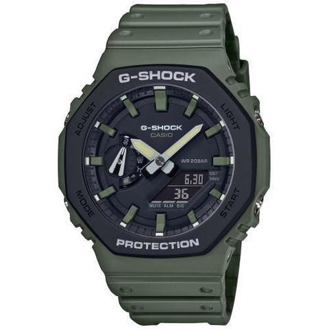 Часы мужские Casio GA-2110SU-3AER G-Shock