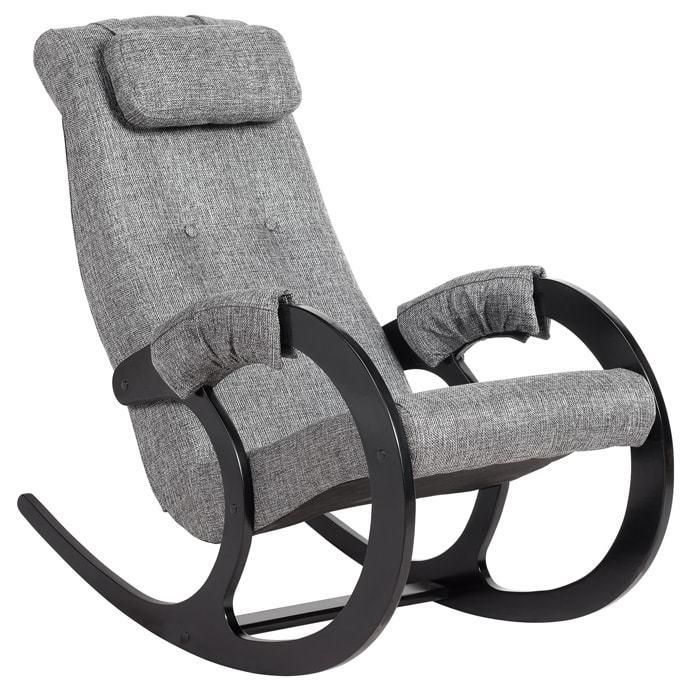 Классические Кресло-качалка Блюз Экоткань (Grey) bluz-tkan-grey-1-min.jpg