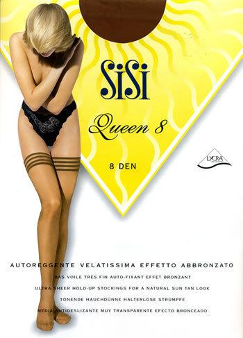Чулки Sisi Quenn 8