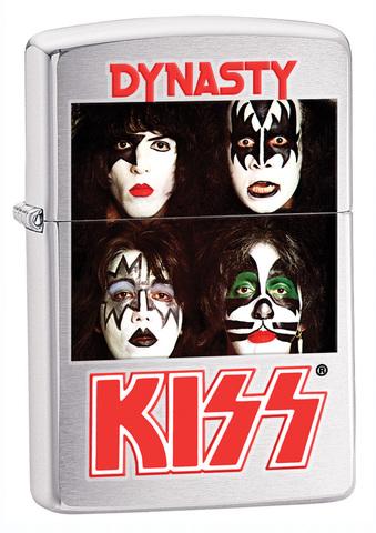 Зажигалка Zippo Kiss