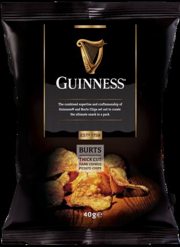 Чипсы Guinness Original (40 гр)