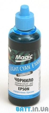 Чернила EP-Light Cyan универсальные ( Premium) 100 мл