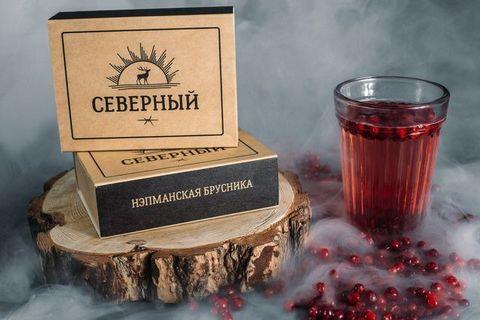 Табак для кальяна Северный - Нэпманская Брусника