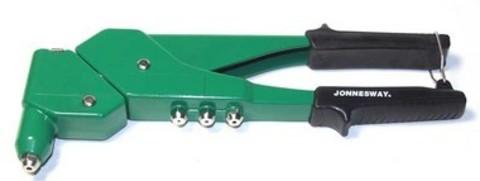 V1004 Заклепочник ручной рычажный с поворотной головкой, 2.4 - 4.8 мм
