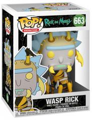 Фигурка Funko POP! Vinyl: Rick & Morty: Wasp Rick