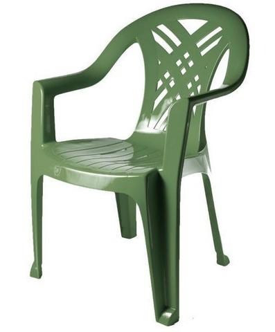Пластиковое кресло №6
