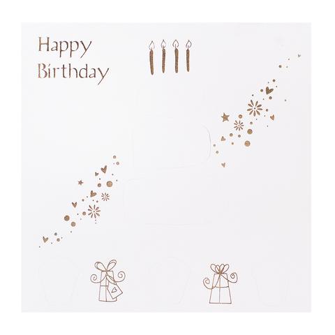 Открытка Birthday Cake