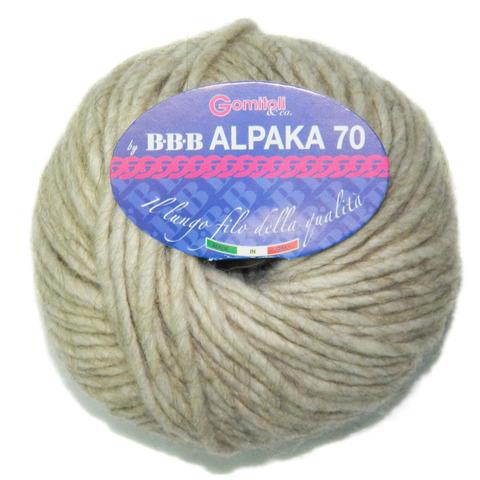 Купить Пряжа BBB Alpaka 70 Код цвета 02 | Интернет-магазин пряжи «Пряха»