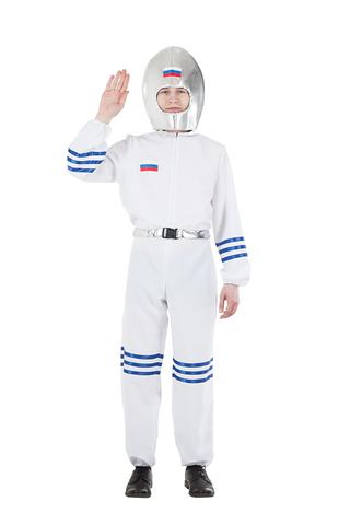 Костюм космонавта взрослый белый