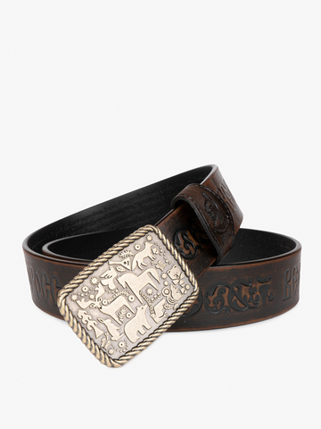 """Belt """"Voronezh"""" with automatic buckle"""