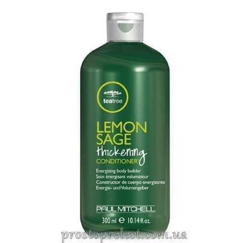 Paul Mitchell Tea Tree + Lemon Care - Кондиционер на основе экстракта чайного дерева, лимона и шалфея