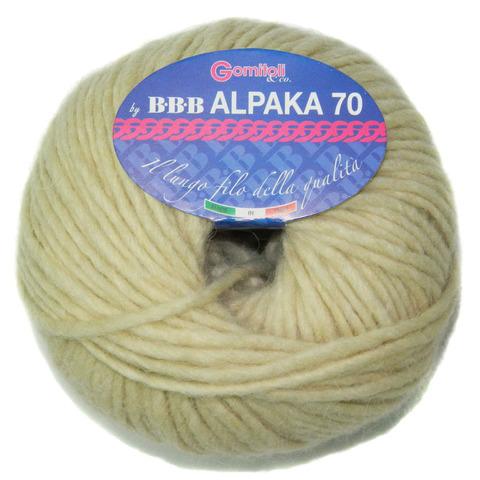 Купить Пряжа BBB Alpaka 70 Код цвета 03 | Интернет-магазин пряжи «Пряха»