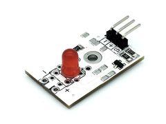 Модуль светодиода (красный)