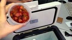 Термоэлектрический автохолодильник AVS CC-27WBC