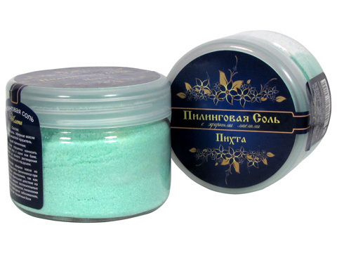 Пилинговая соль Старый Знахарь Пихта 400 г