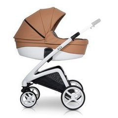 Детская коляска  RIKO XD 2 в 1 цвет 03 CARAMEL