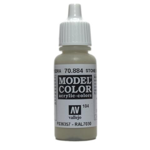Model Color Stone Grey 17 ml.