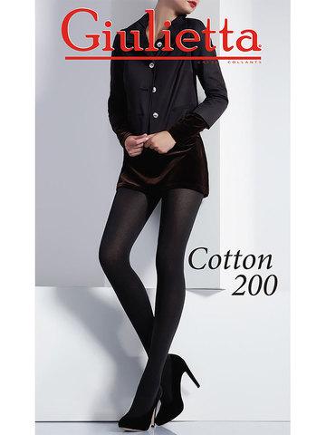 Колготки Cotton 200 Giulietta