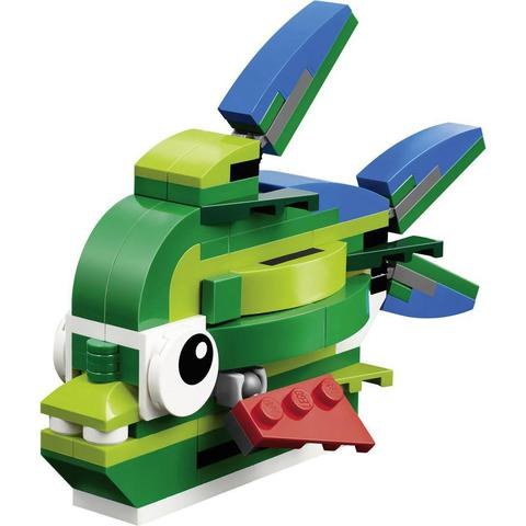 LEGO Creator: Животные джунглей 31031 — Rainforest Animals — Лего Креатор Создатель
