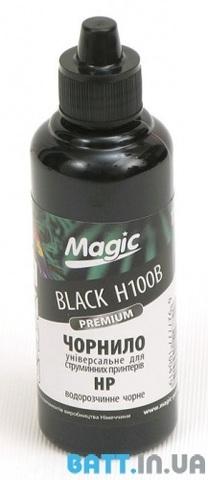 Чернила HP-Black универсальные (Premium) 100 мл