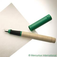 Ручка перьевая для каллиграфии Greenfield 1,1 мм (зелёный)