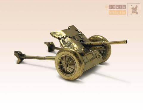 фигурка Пушка М-42 - Cорокопятка