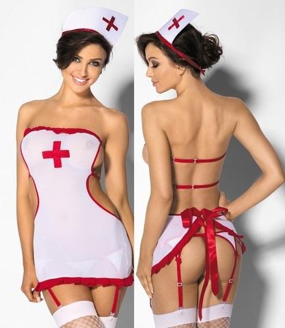 Эротический костюм медсестры Persea