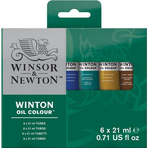 Набор масла Winsor&Newton