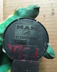 Контактная группа замка зажигания MAN TGA Стартерный включатель МАН 81255016035