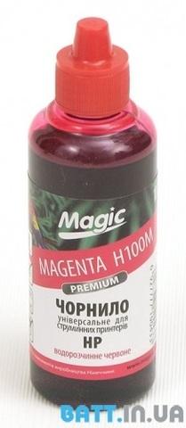 Чернила HP-Magenta универсальные ( Premium) 100 мл