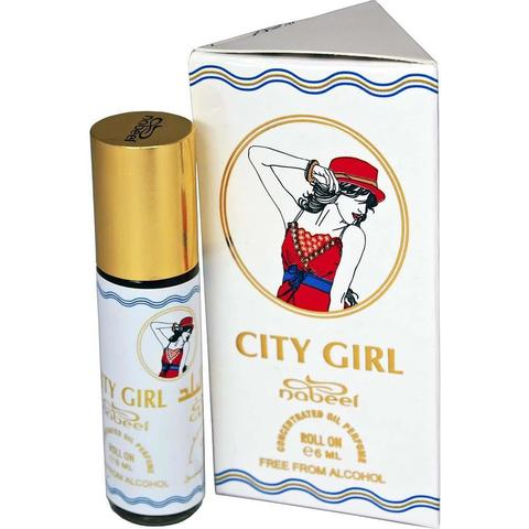 CITY GIRL / Городская Девушка 6мл