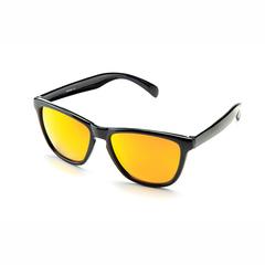 Очки солнцезащитные 2K FB6-12026 (чёрный глянец / красный revo)