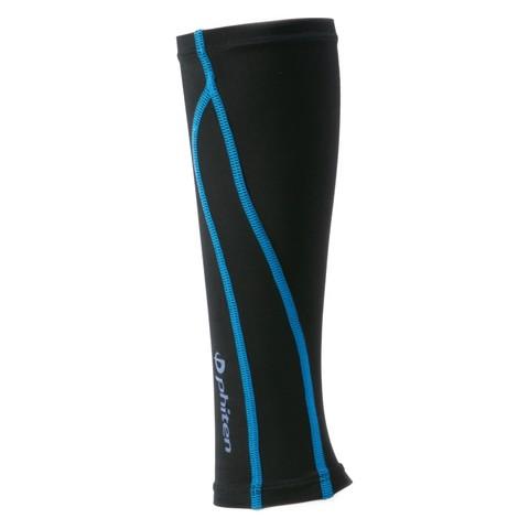 Гетры силовые PHITEN SPORT SLEEVE X30 (черно-синие)