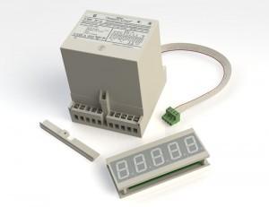 Е 860ЭС-Ц Преобразователи измерительные цифровые реактивной мощности трехфазного тока (без аналогового выхода)