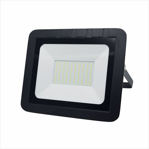 Прожектор светодиодный LEEK LE FL SMD LED7 100W CW BLACK