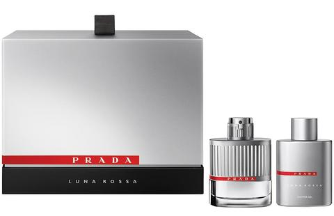 Prada Luna Rossa Set (Edt 100 ml + S/G 100 ml)