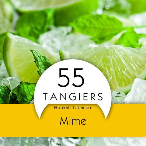 Табак Tangiers 100 г Noir Mime
