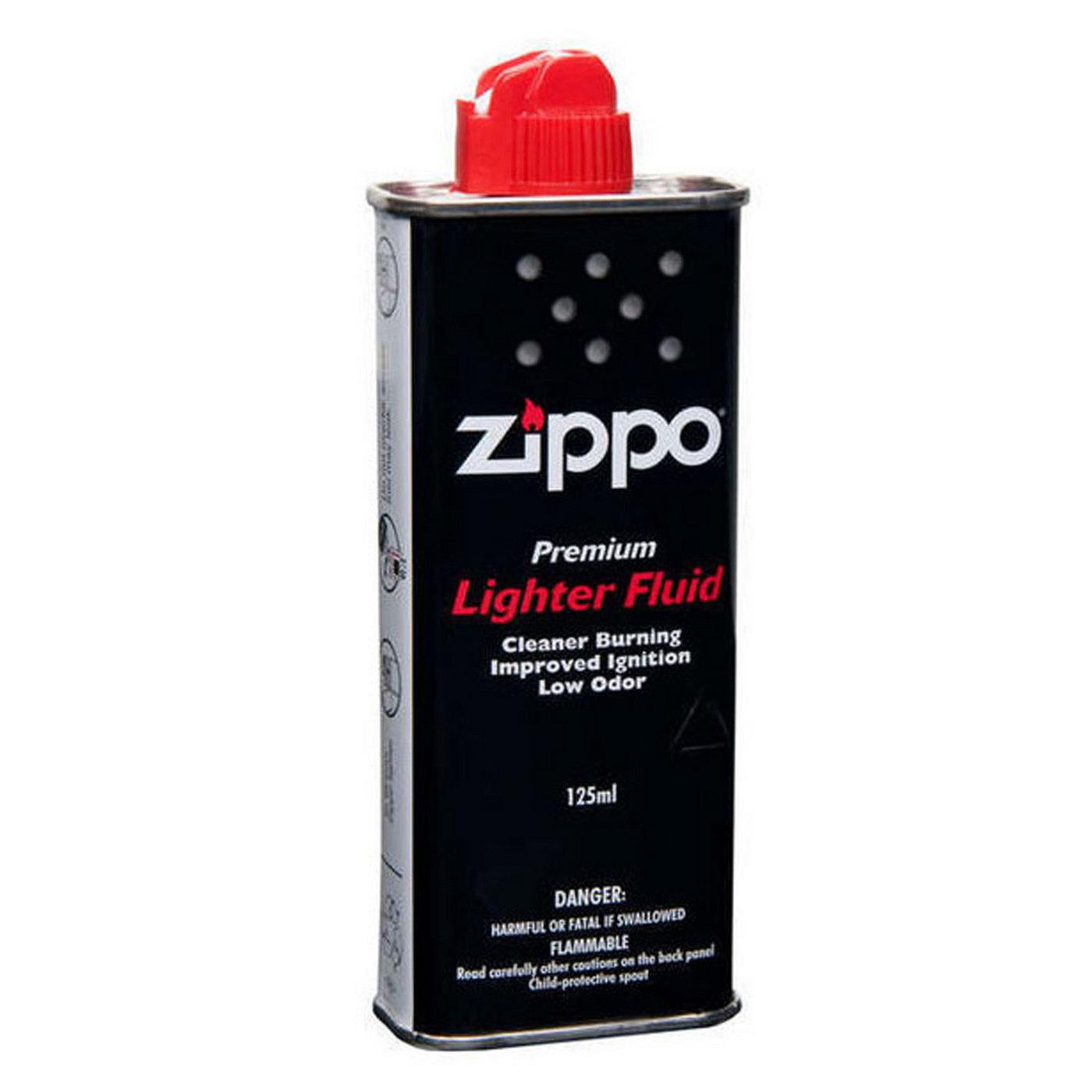 Топливо для зажигалки Zippo (Бензин Zippo) 125 мл