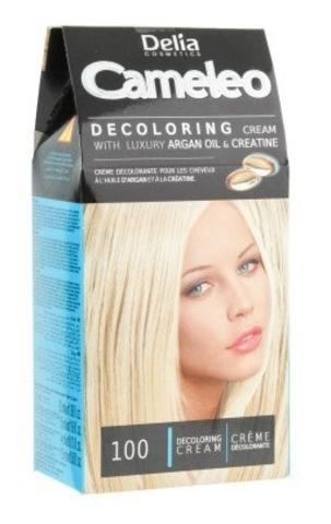 Обесцвечиватель для волос тон 100 (Delia cosmetics)