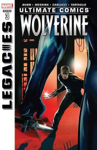 Ultimate Comics Wolverine #3