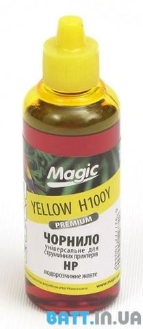 Чернила HP-Yellow универсальные ( Premium) 100 мл