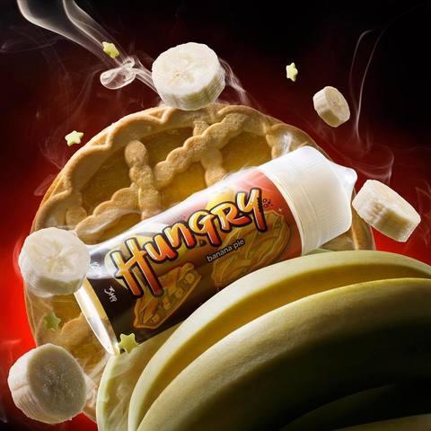 Hungry Banana Pie