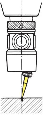 Сменный щуп, шарик ⌀ 1,6 мм