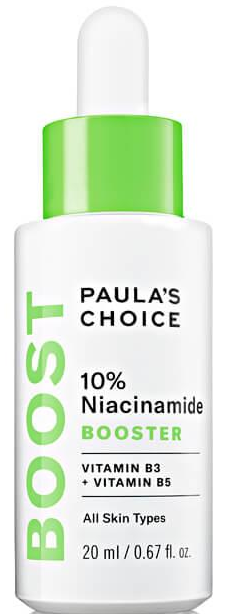Paula's Choice 10% Niacinamide Booster сыворотка для лица 20мл