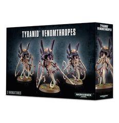 Tyranid Zoanthropes / Venomthropes