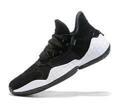 adidas Harden Vol. 4 Black/'White'