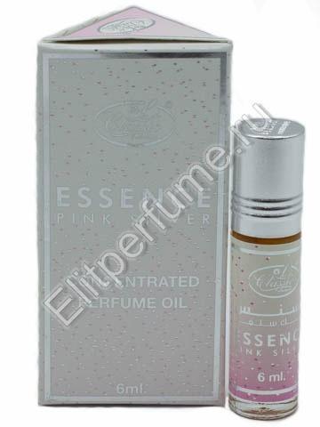 Lady Classic 6 мл Essence Pink Silver масляные духи из Арабских Эмиратов