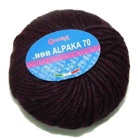 Купить Пряжа BBB Alpaka 70 Код цвета 20 | Интернет-магазин пряжи «Пряха»