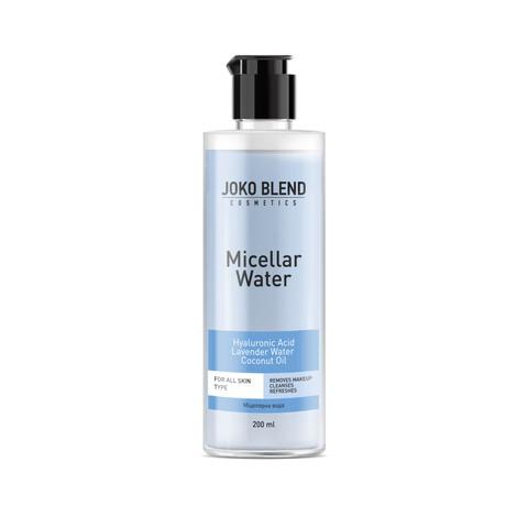 Мицеллярная вода с гиалуроновой кислотой Joko Blend 200 мл (1)